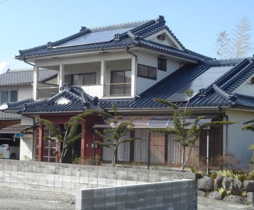 Y様邸太陽光発電システム設置