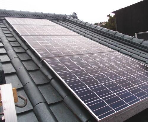 奄美大島Y様邸太陽光発電システム設置